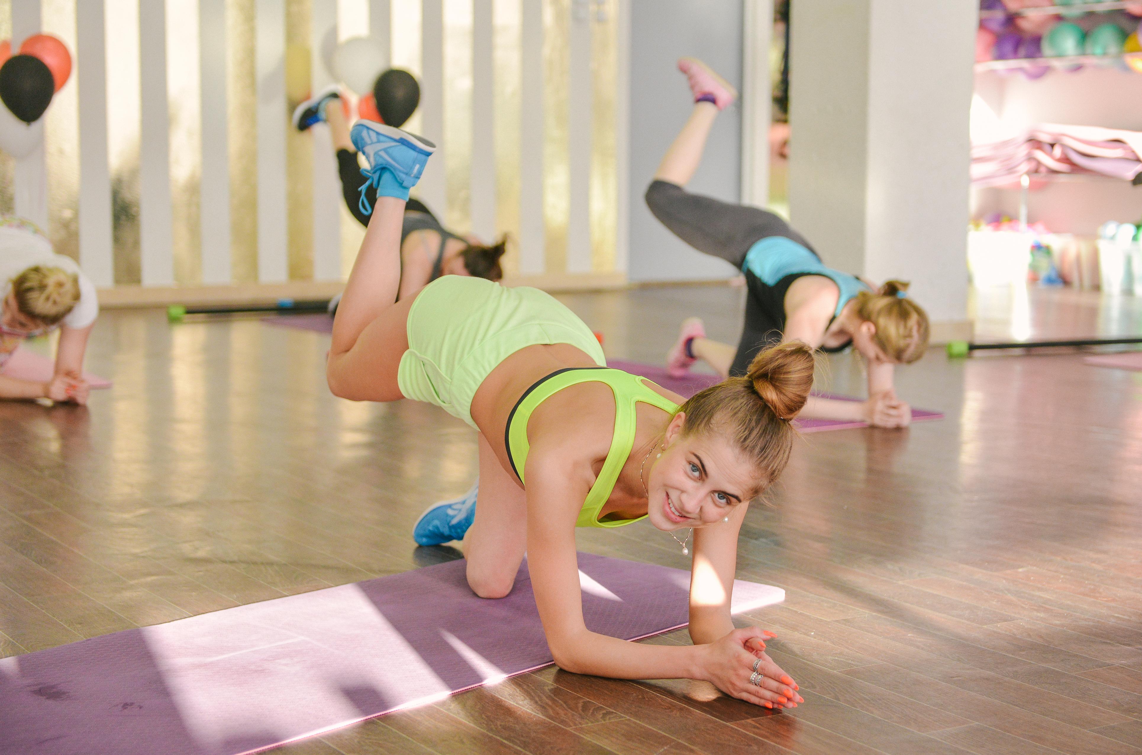Фитнес на Подоле – используйте правильный подход