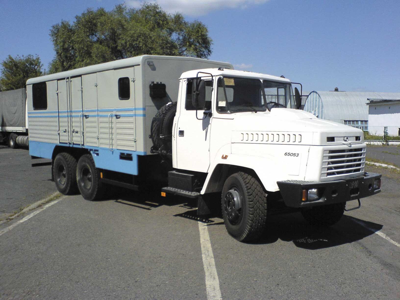 Надежный транспорт от «Нафтоавтоматика» Полтава
